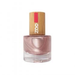 Zao Makeup - Vernis à ongles champagne rosé