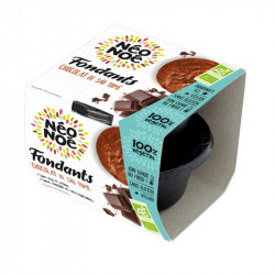 fondants au chocolat Néo Noé