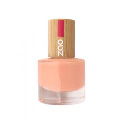 Zao Makeup - Vernis à ongles pêche fizz
