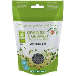 lentilles à germer bio germline