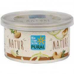 Pural - Pâté végétal nature