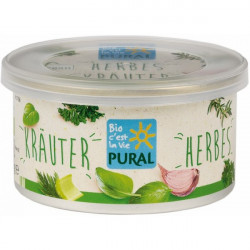 Pural - Pâté végétal herbes aromatiques