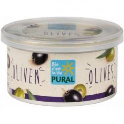 Pural - Pâté végétal olives