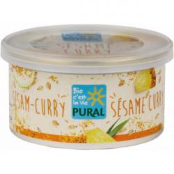 Pural - Pâté végétal curry sésame