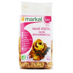 Haché végétal bio façon méditerranéenne Markal