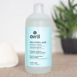 eau micellaire bio avril cosmetiques