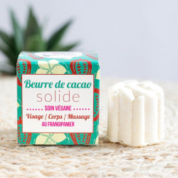 Lamazuna - beurre de cacao solide