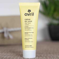 creme jour bio peaux normales et mixtes avril cosmetiques