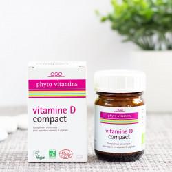 Vitamine D Bio compact - GSE