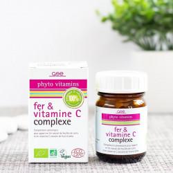Fer & Vitamine C complexe Bio - GSE