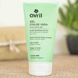 Gel Aloe Vera bio avril cosmetiques