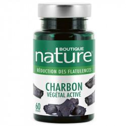 charbon vegetal active - boutique nature
