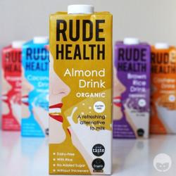 rude health lait amande