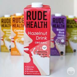 Rude health - boisson noisette