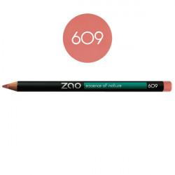 Lèvres & Sourcils bleu - Zao Makeup