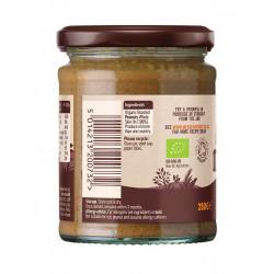beurre de cacahuètes crunchy bio Meridian